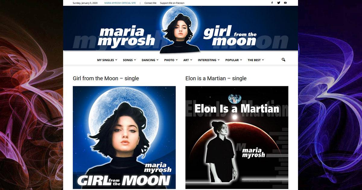 Maria Myrosh site