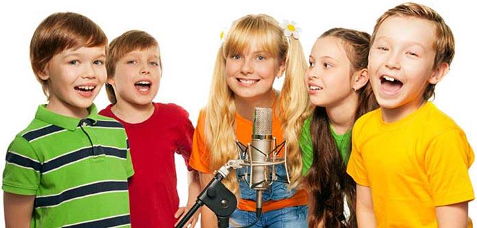 Діти співають - Музика