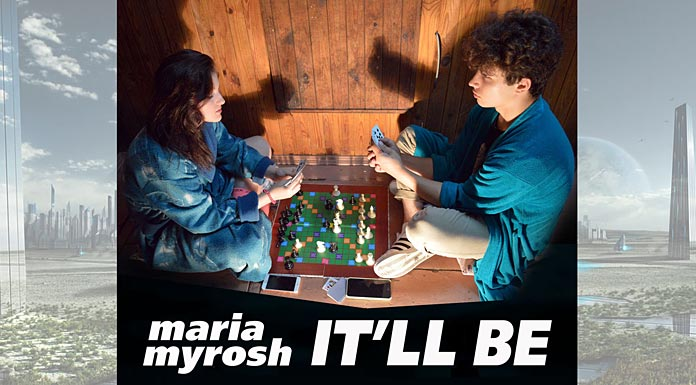 "Maria Myrosh - It'll Be у творчій екосистемі ""Музика"""