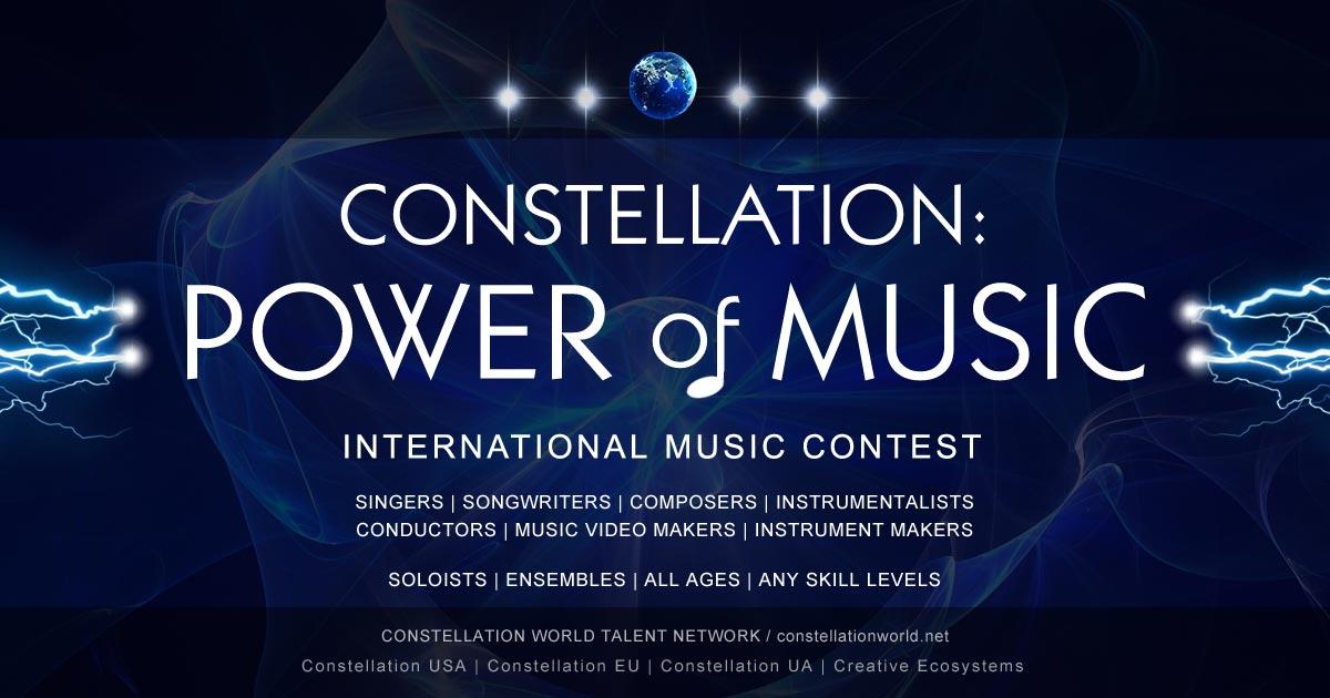 Constellation: Power of Music contest
