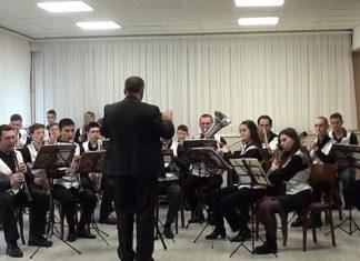 """Зразковий духовий оркестр """"Сурми Єлисавета"""""""