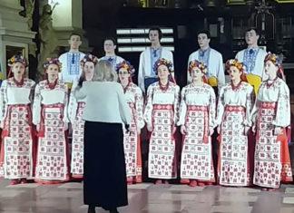 Тетяна Сергєєва і хор Візерунок