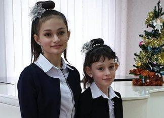 Аміна Ахмадова і Ясміна Ахмадова