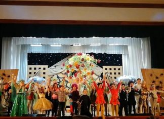 Дитячий музичний театр Єлизавети Авочарової