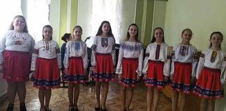 Вокальний ансамбль «Співаночка»