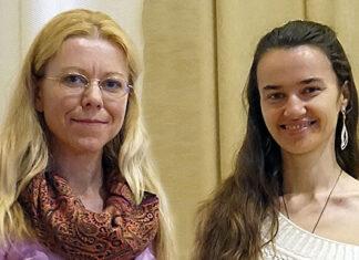 Марія Сухенко і Наталія Ткаченко
