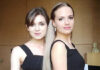 Anhelina Kydora & Kristína Borbat