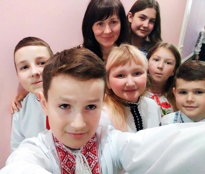 Мирослава Петрівна Гапонюк, вчитель бандури, ДШМ м. Камінь-Каширський