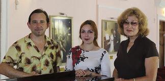 Дует (вчитель + учень): Павло Косенко, Ірина Петренко