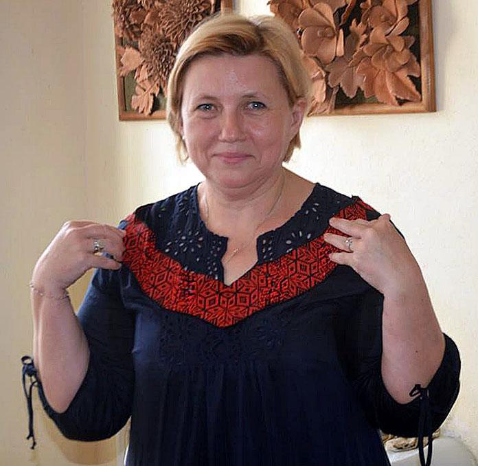 Ірина Ігорівна Кляпетура