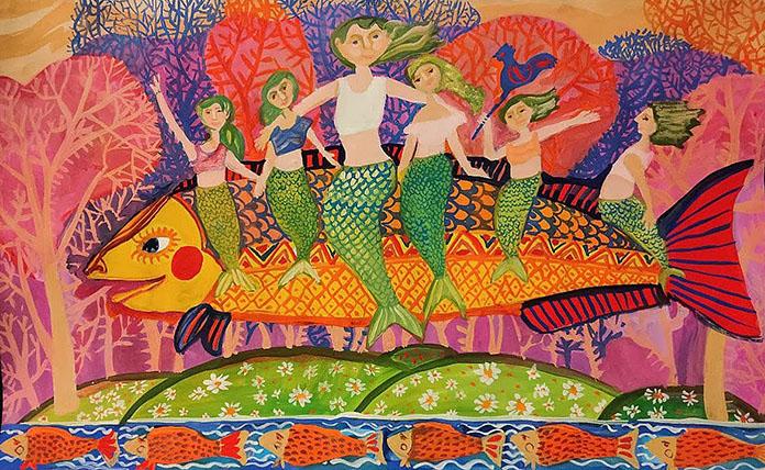 Риб'ячий сон