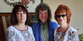 The family duo «Terti pliatzky»,