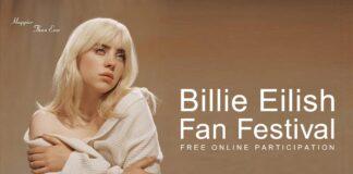Billie Eilish Fan Festival | Конкурс двотуровий міжнародний. Творча екосистема Музика | Constellation World Talent Network
